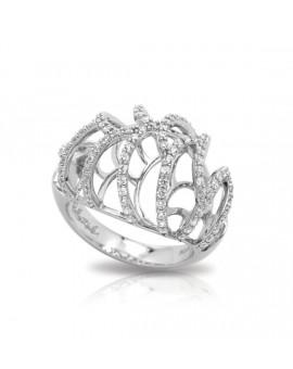 Monaco White Ring