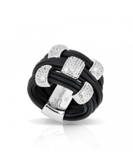 Legato Black Ring