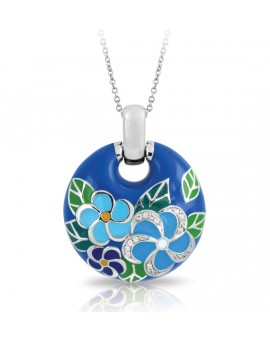 Melia Blue Pendant
