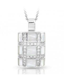 Regal White Pendant