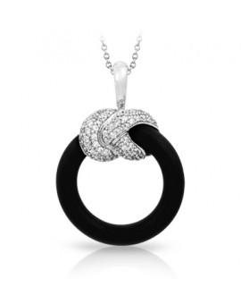 Ariadne Black Pendant