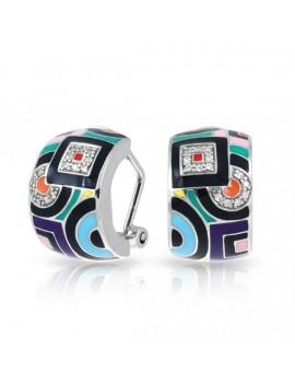 Geometrica Multicolor Earrings