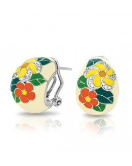 Melia Ivory Earrings