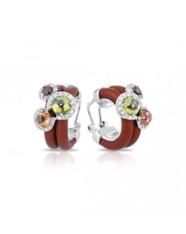 Element Brown Earrings