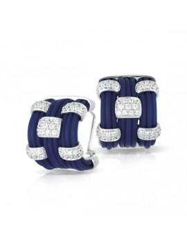 Legato Blue Earrings