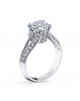 Kamara Diamond Bridal Ring Style 18M00198RCZ