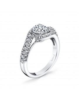 Kamara Diamond Bridal Ring Style 18R316DCZ