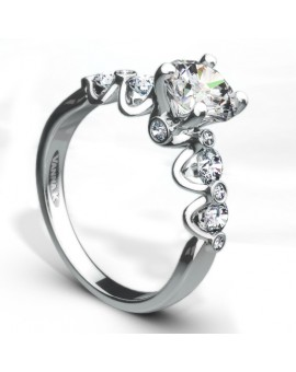 Kamara Diamond Bridal Ring Style 18R45DCZ