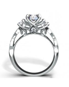 Kamara Diamond Bridal Ring Style 18R964DCZ