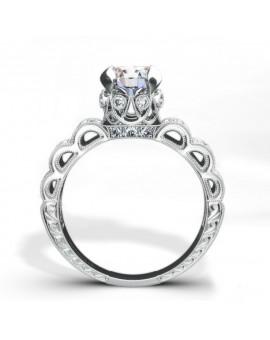 Kamara Diamond Bridal Ring Style 18RGL002741DCZ