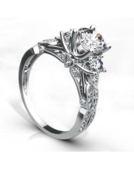 Kamara Diamond Bridal Ring Style 18RGL00629DCZ