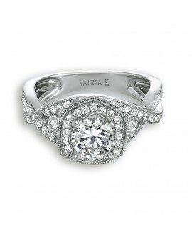 Kamara Diamond Bridal Ring Style 18RM55569DCZ