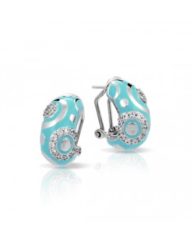 Galaxy Turquoise Earrings