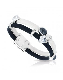 Venezia Black and White Bracelet