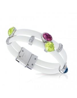 Venezia White Bracelet
