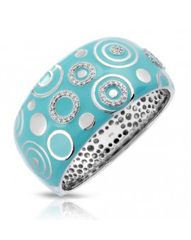 Galaxy Turquoise Cuff Bangle