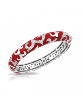 Royale Red Stackable Bangle