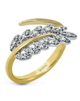 MR4091-Y RIGHT HAND RING