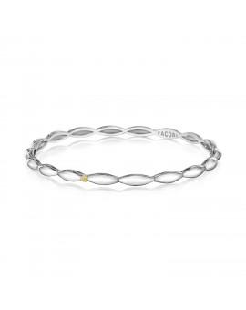 Crescent Eternity Bracelet