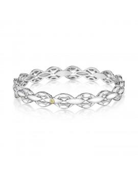 Bold Silver Links Bracelet