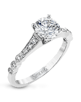 TR707 ENGAGEMENT RING