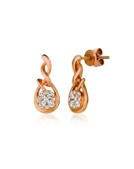 14K Strawberry Gold® Earrings