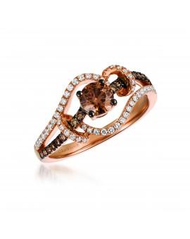 14K Strawberry Gold® Ring