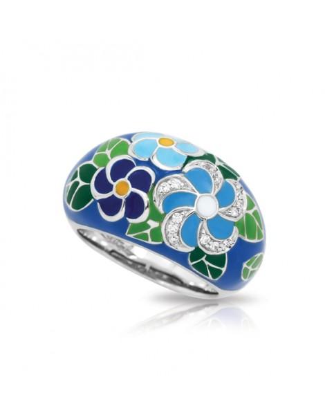 Melia Blue Ring