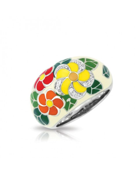 Melia Ivory Ring