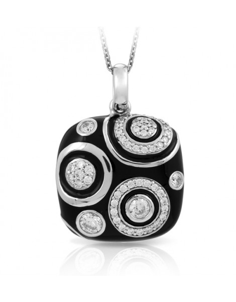 Galaxy Black Pendant