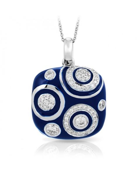 Galaxy Blue Pendant