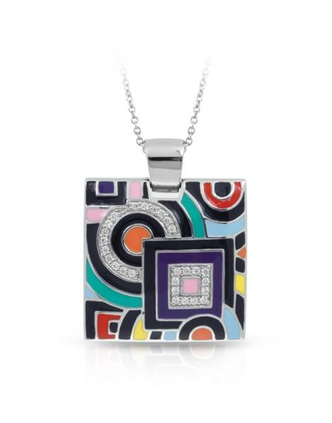 Geometrica Multicolor Pendant