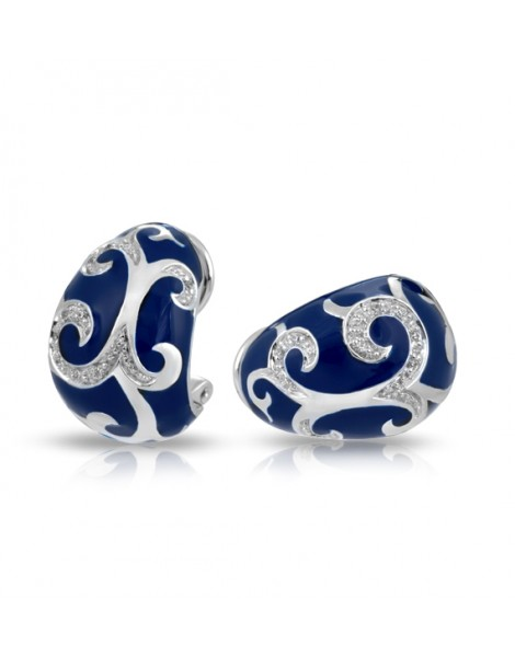 Royale Blue Earrings