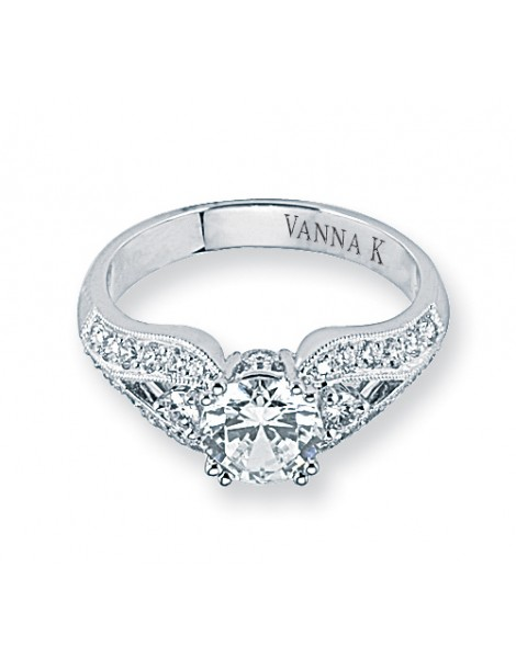 Kamara Diamond Bridal Ring Style 18M00091RCZ