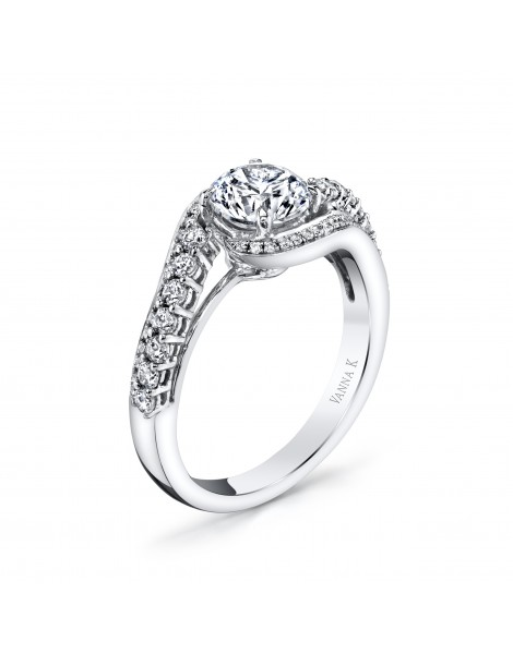 Kamara Diamond Bridal Ring Style 18R316DCZ