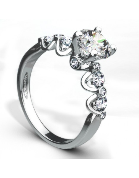 Kamara Diamond Bridal Ring Style 18R45DCZ