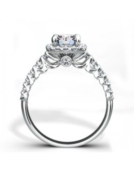 Kamara Diamond Bridal Ring Style 18R65DCZ