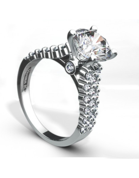 Kamara Diamond Bridal Ring Style 18R69DCZ