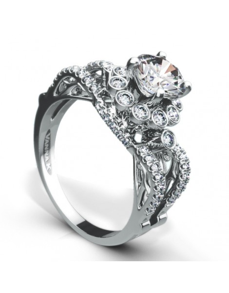 Kamara Diamond Bridal Ring Style 18R915DCZ