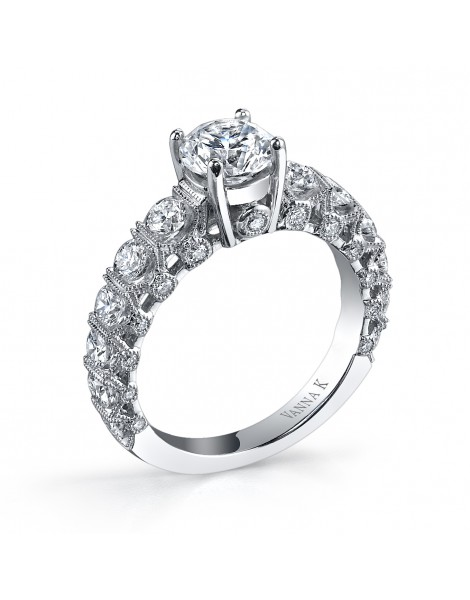 Kamara Diamond Bridal Ring Style 18RGL00672DCZ