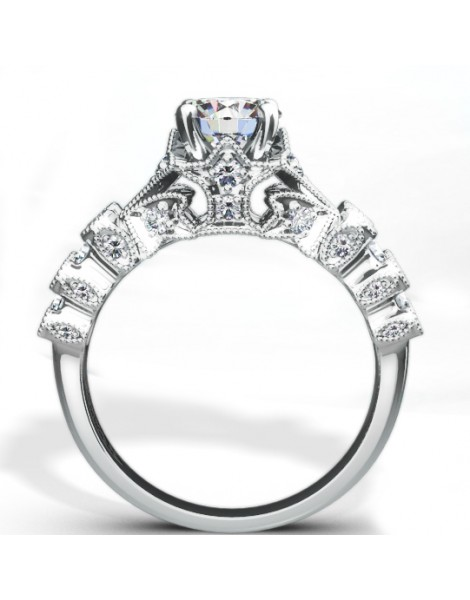 Kamara Diamond Bridal Ring Style 18RGL695DCZ