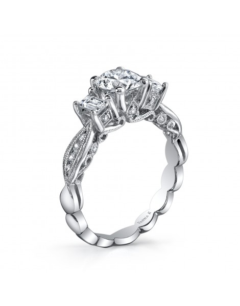 Kamara Diamond Bridal Ring Style 18RGL718DCZ