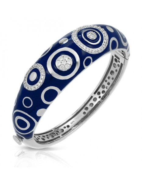 Galaxy Blue Bangle