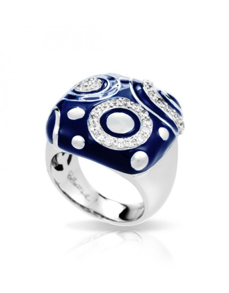 Galaxy Blue Ring