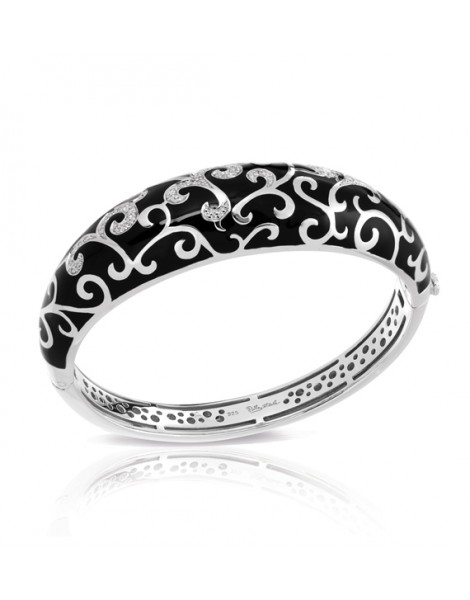 Royale Black Bangle